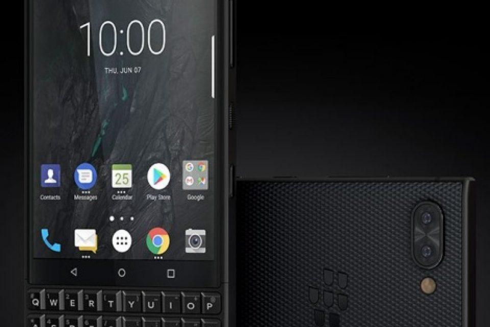 BlackBerry KEY2 вече достъпен в България
