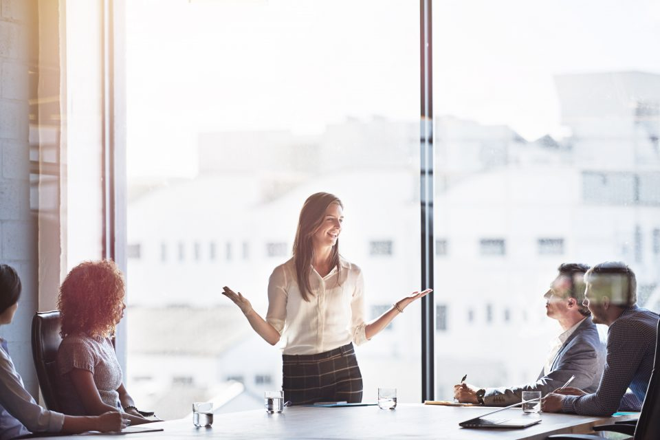 Защо бизнес обученията са важни за служителите
