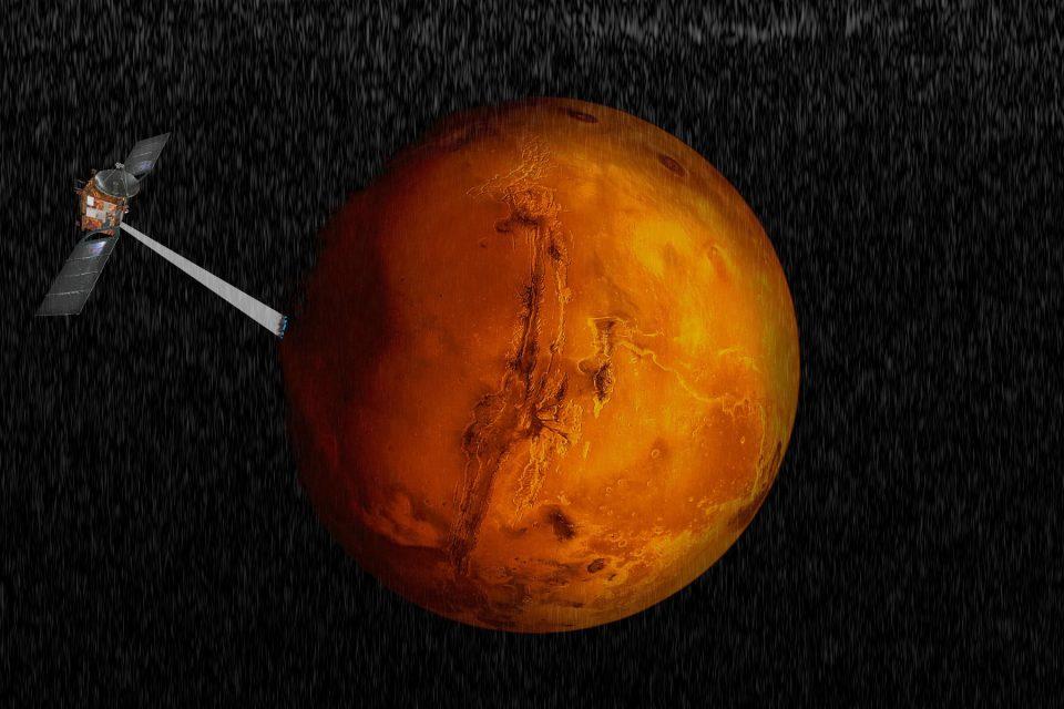 Tри отделни държави стартират мисии до Марс този месец