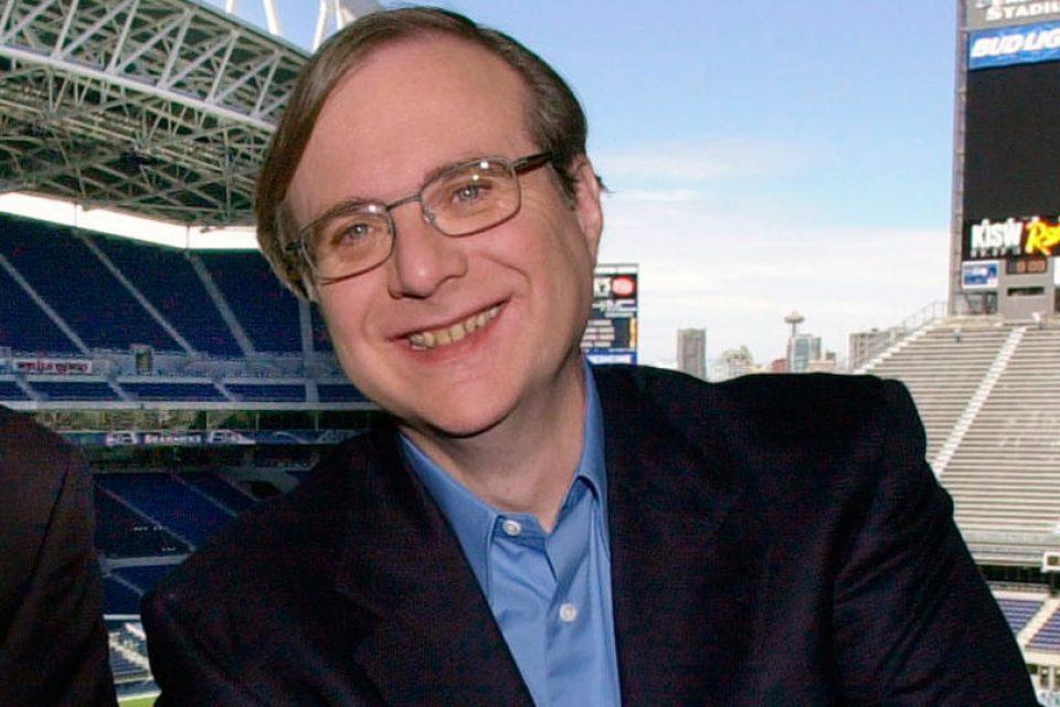 Почина Пол Алън, съоснователят на Microsoft