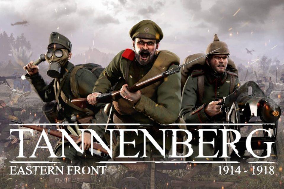 Първата световна война оживява в електронната игра Tannenberg, която вече е на пазара!