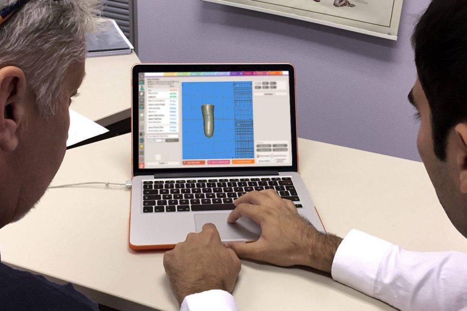 ProsFit си сътрудничи с HP 3D за внедряване на иновации в индустрията за протезиране