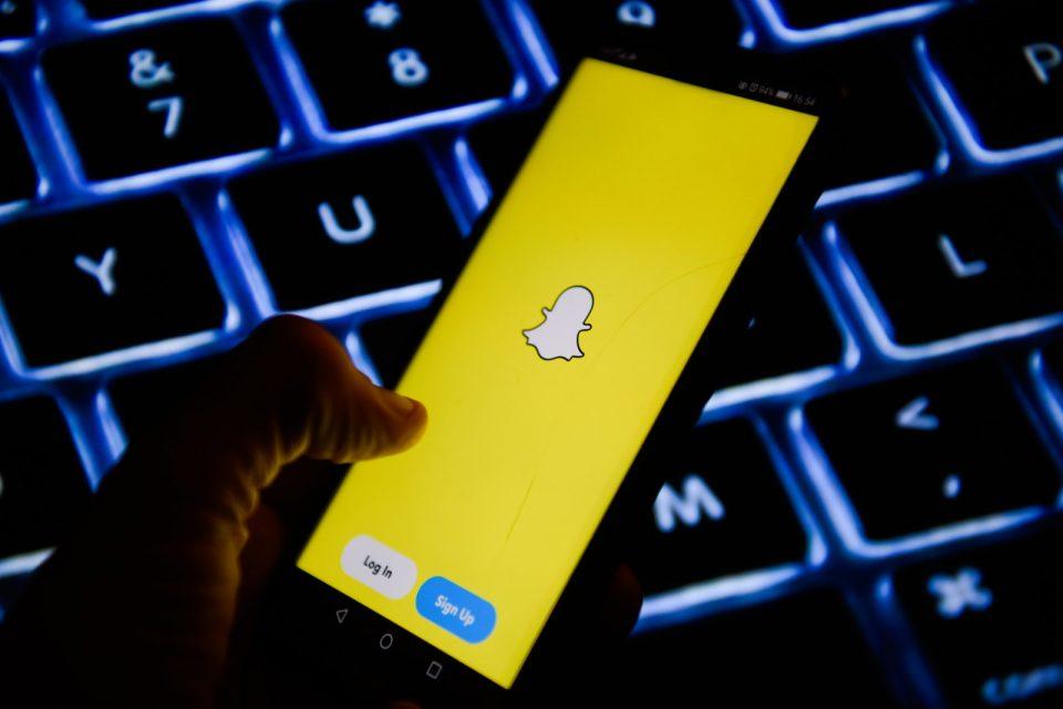 Snapchat пусна стилна гейм платформа
