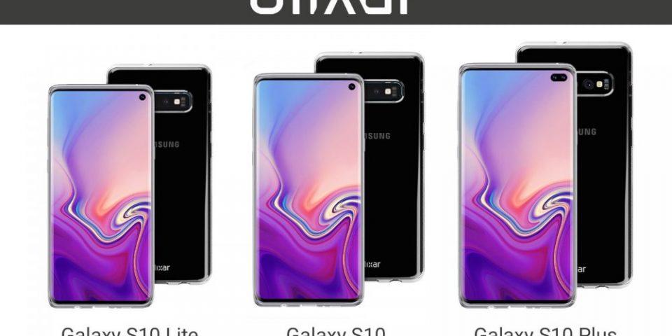 Може ли това да е реална снимка на Samsung Galaxy S10 Plus?