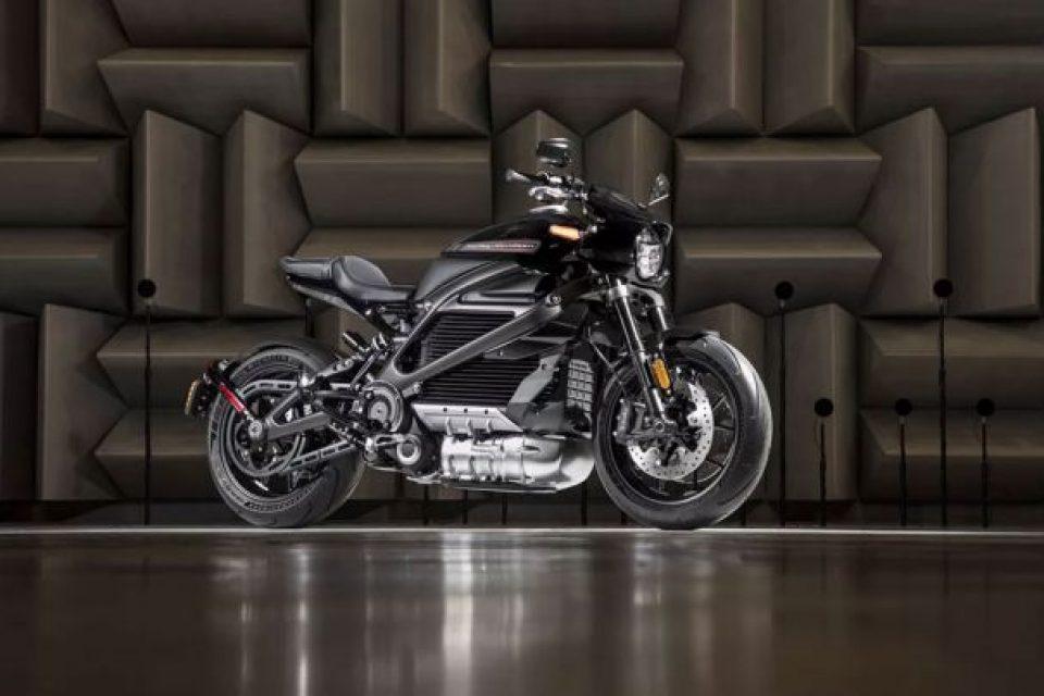 Harley-Davidson представи най-новата си електрическа концепция