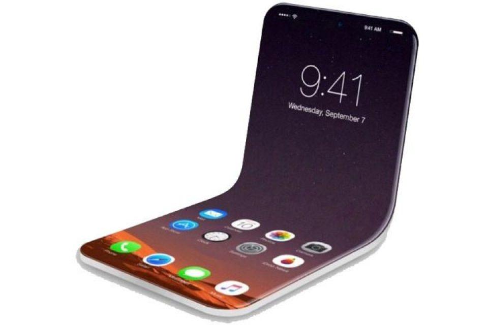 Apple вече работи върху сгъваем iPhone