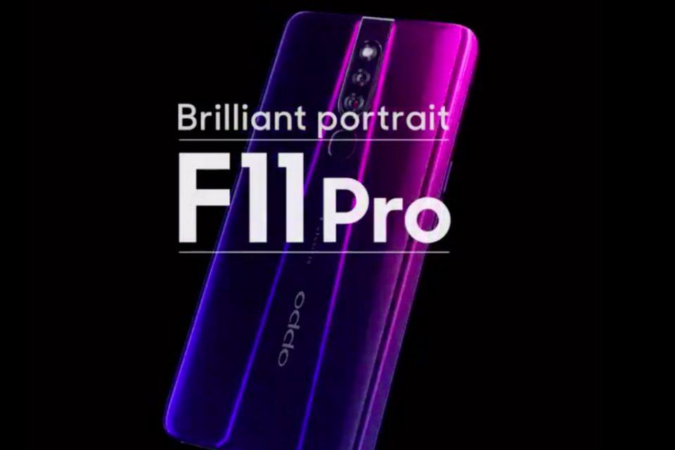 OPPO F11 Pro се появи в ново изтичане