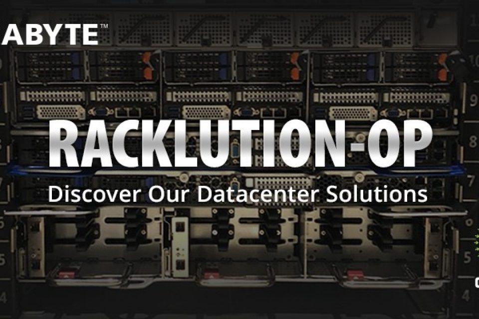 """GIGABYTE добави два нови сървърни модула с AMD EPYC към продуктовата линия """"RACKLUTION-OP"""""""