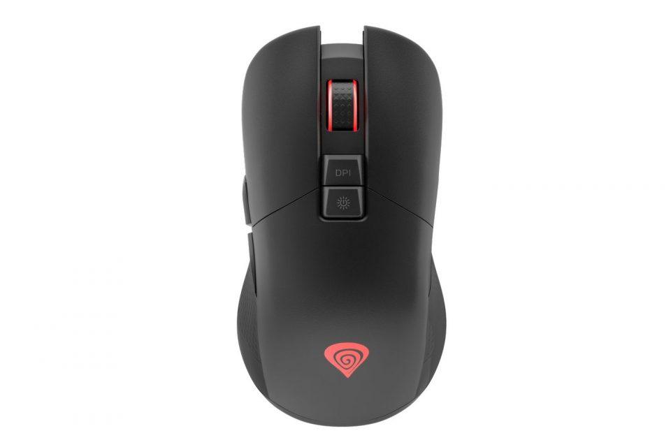 Zircon 330 новата безжична геймърска мишка от Genesis