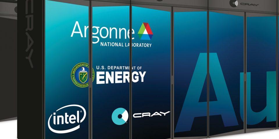 Intel и Министерството на енергетиката изграждат суперкомпютър