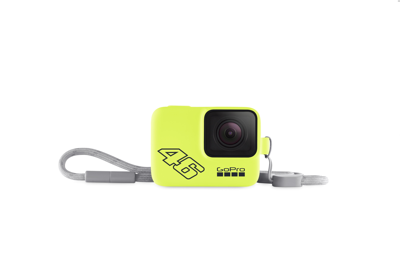 1c7c7cb1f62 Специално за старта на сезона в MotoGP* А1 предлага ексклузивно у нас най- новите модели на камерите GoPro със специален промо калъф, посветен на  легендата в ...