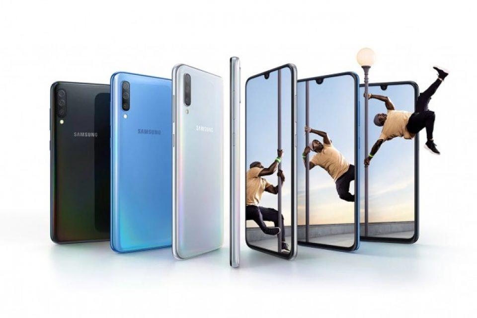 Samsung представи Galaxy A70 с тройна камера