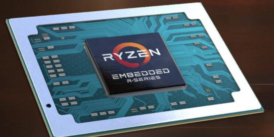 AMD представи новия Ryzen™ Embedded R1000 SoC