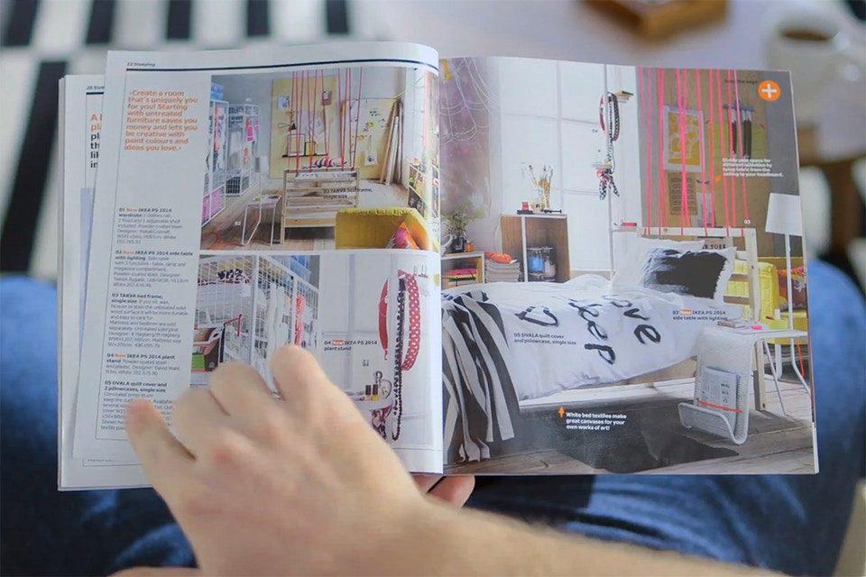 IKEA пуска приложение, което помага на клиентите да виждат продуктите в дома им