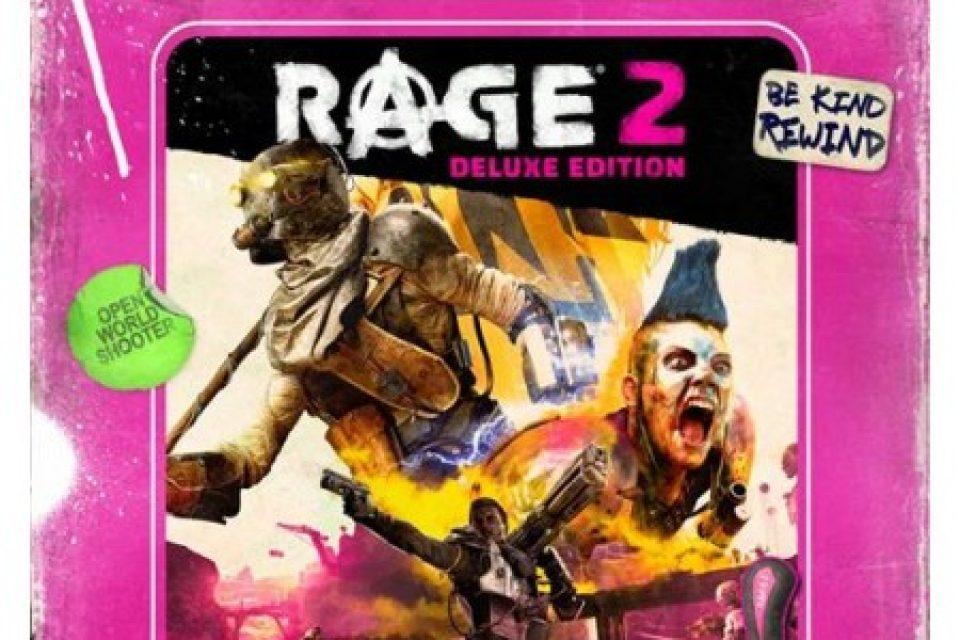 Rage 2 предлага на геймърите отворен постапокалиптичен свят с много възможности за придвижване и екшън
