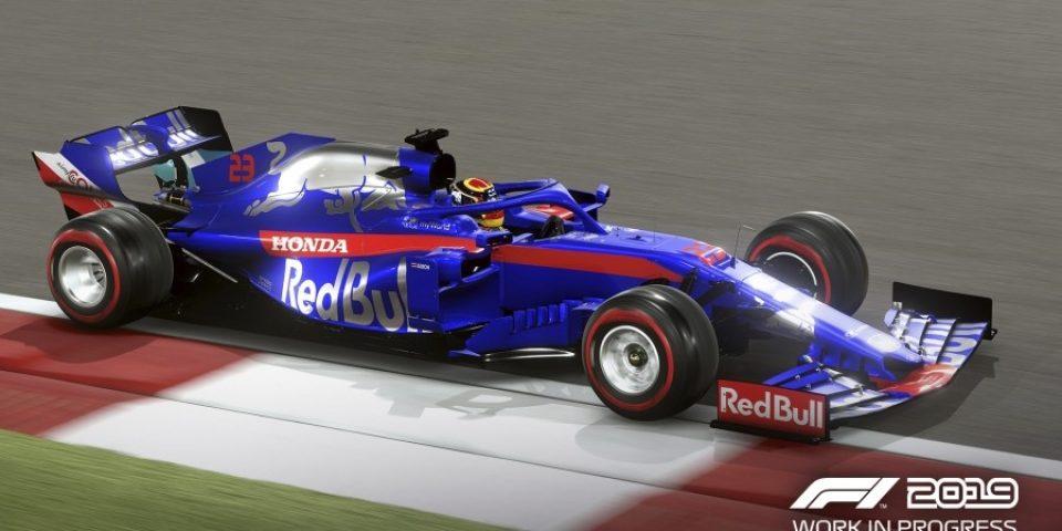 Новата игра Формула 1 прехвърля състезанията с болиди във виртуалния свят