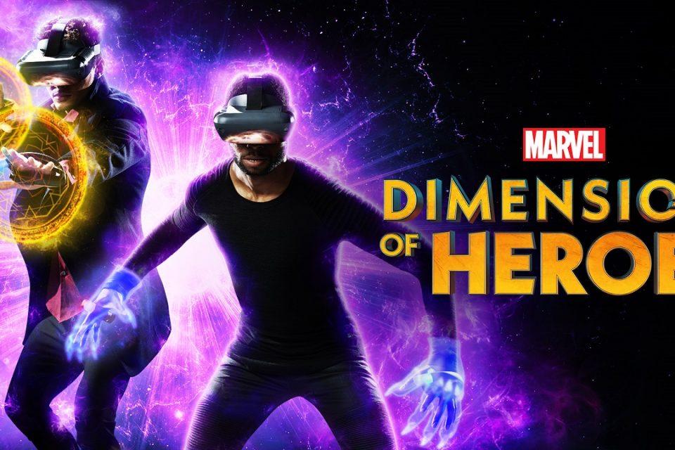 Lenovo Mirage™ AR осигурява ново преживяване с добавена реалност: MARVEL Dimension of Heroes