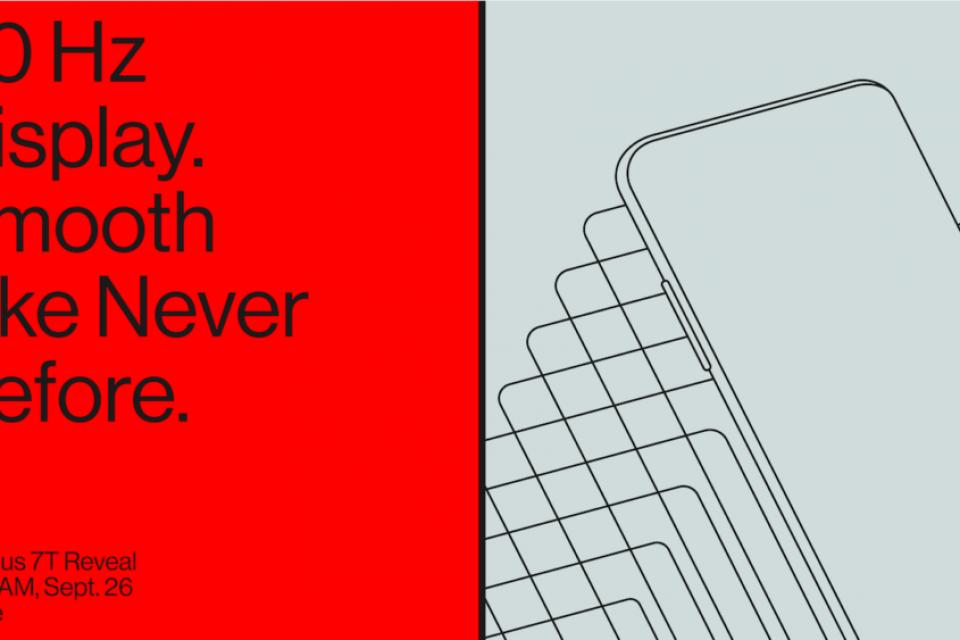 Серията OnePlus 7T ще дебютира на 26 септември