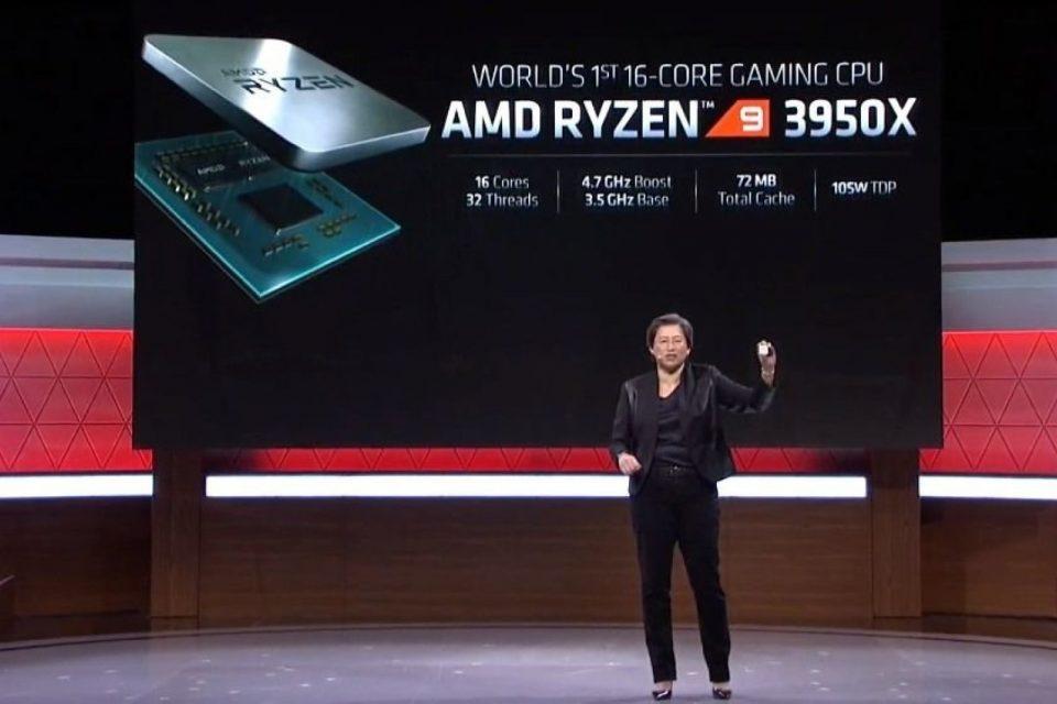 AMD насрочи премиерата на Ryzen 9 3950X и 3-то поколение Threadripper през ноември
