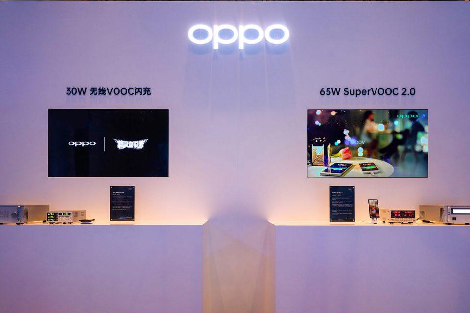 Следващият телефон на OPPO ще може да се зарежда напълно за 30 минути