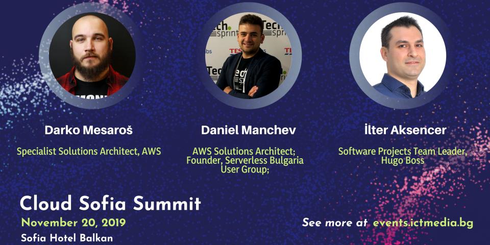 Само две седмици до Cloud Sofia Summit 2019