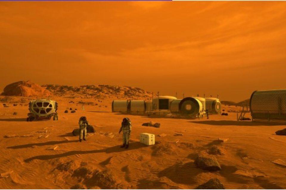 Китай обяви план да изпрати астронавти на Марс