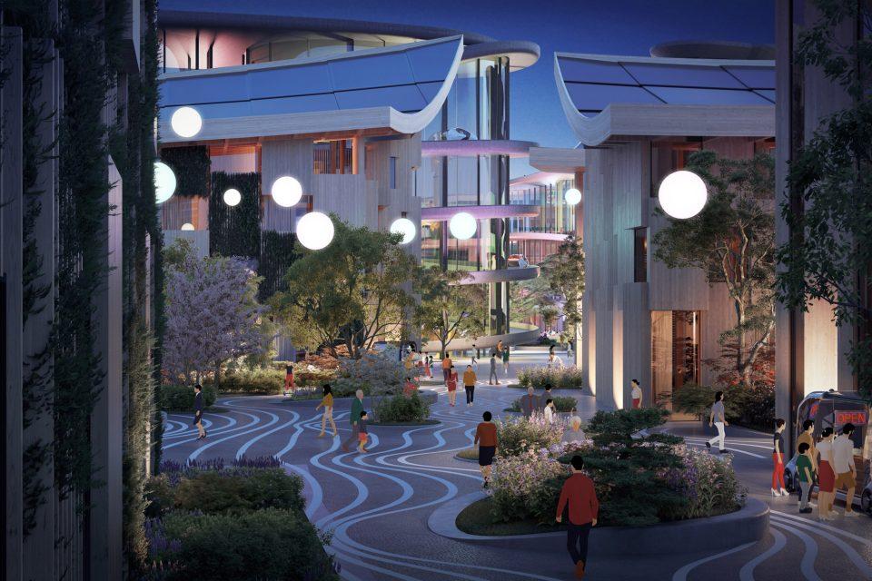 Toyota ще строи град на бъдещето