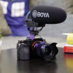 Микрофон за фотоапарат BOYA