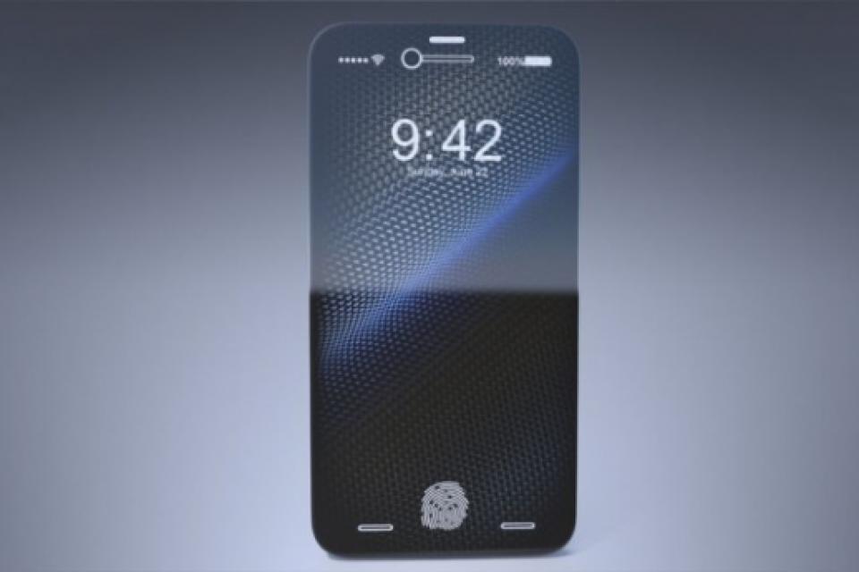 Apple патентова смартфон, обгърнат от дисплей