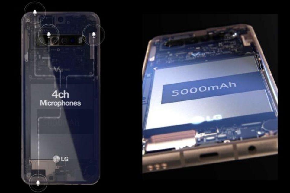LG V60 ThinQ беше забелязан в Geekbench