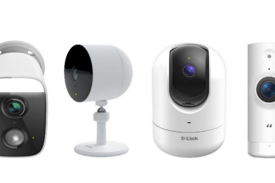 D-Link обяви нови умни камери за наблюдение с подобрени възможности за проследвяне на движението и набор от ценовоефективни Wi-Fi 6 рутери