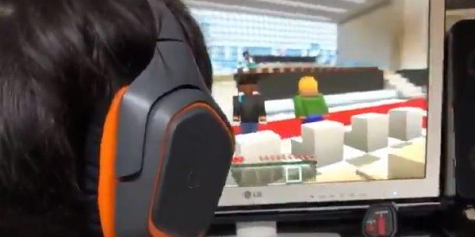 Ученици в Япония завършиха учебната си година с празненство в Minecraft