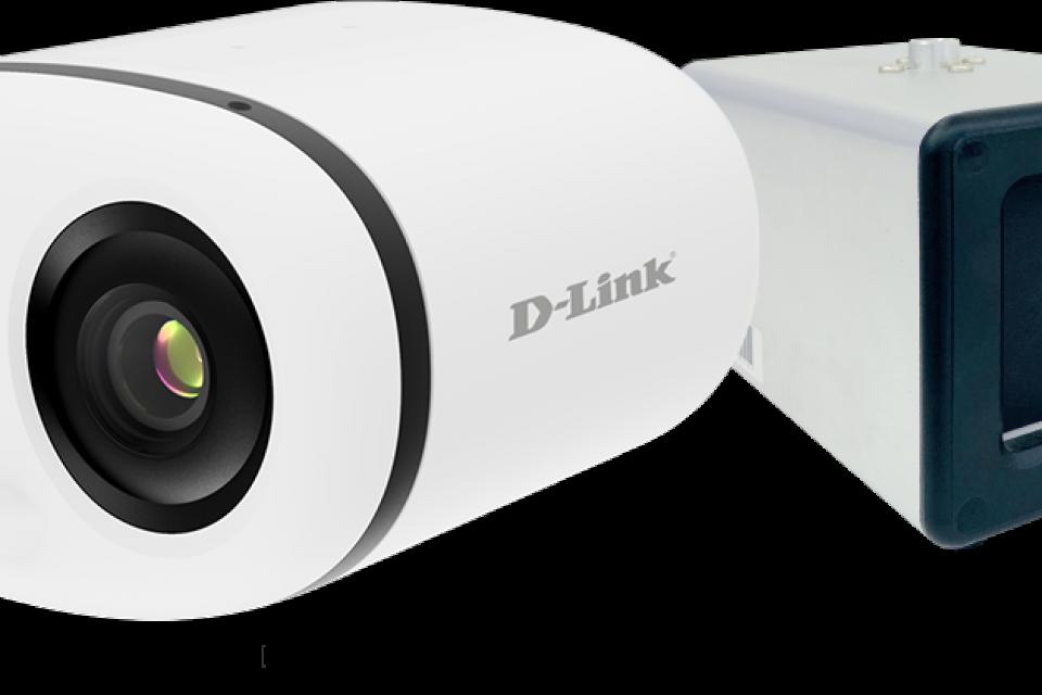 D-Link обяви камера за скрининг на човешката температура