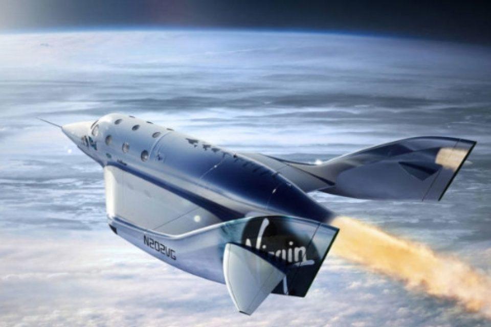 Virgin Galactic започва да тренира астронавти за пътувания в Космоса