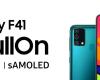 Samsung Galaxy F41 ще бъде представен на 8 октомври
