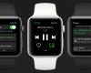 Spotify тества стрийминг за Apple Watch без връзка с iPhone
