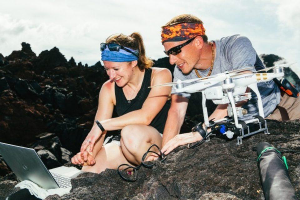 Дронове ще помагат за прогнозиране на вулканични изригвания
