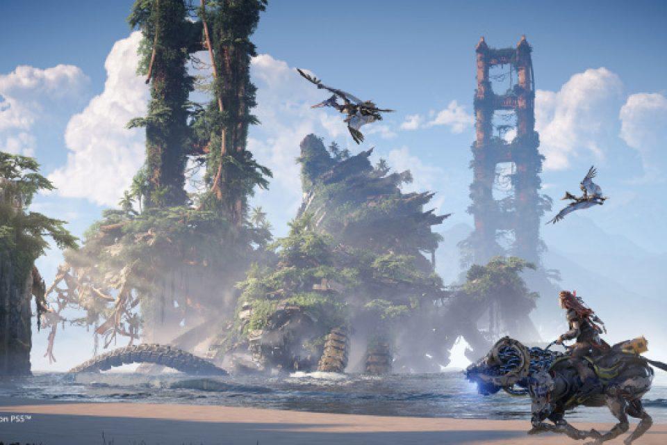 Horizon Forbidden West пристига във втората половина на 2021 година