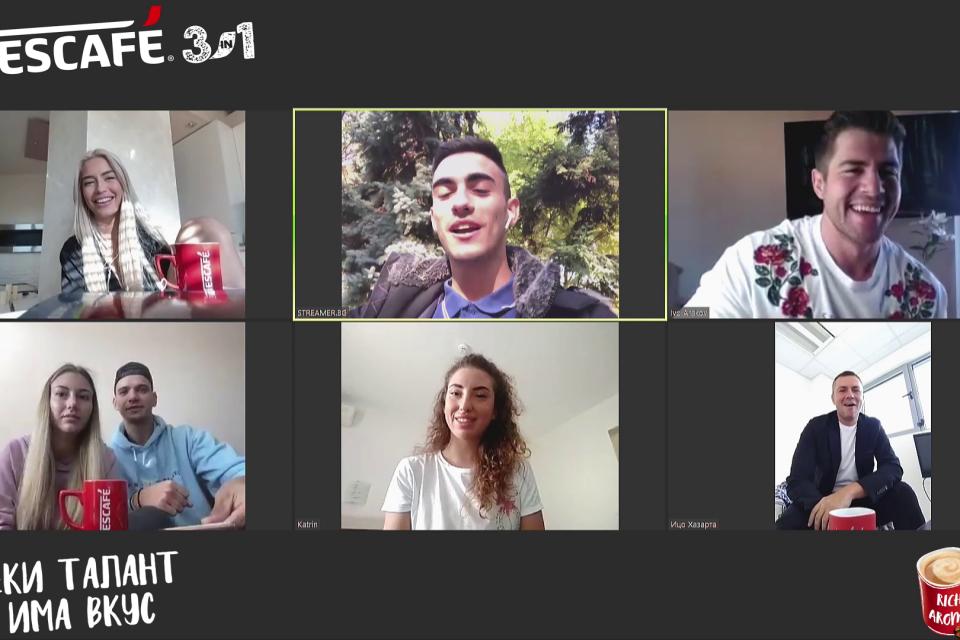 Ицо Хазарта, Тита, Иво Аръков, Катрин Тасева и BALLAN отговаряха на въпроси на своите фенове