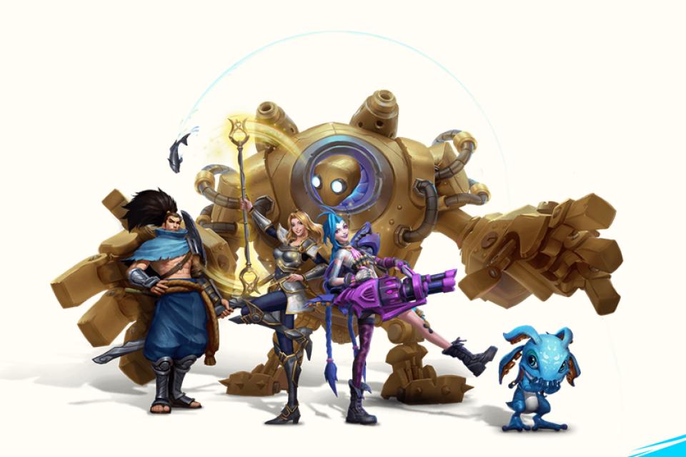 Всички герои в Wild Rift, мобилната версия на култовата игра League of Legends, достъпни за феновете до 3 януари 2021