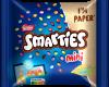 """""""Smarties"""" става първата международна марка шоколадови изделия, която ще използва опаковка от рециклирана хартия"""