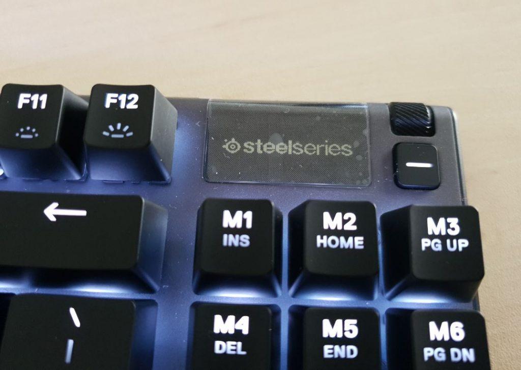Apex 7 TKL SteelSeries 4