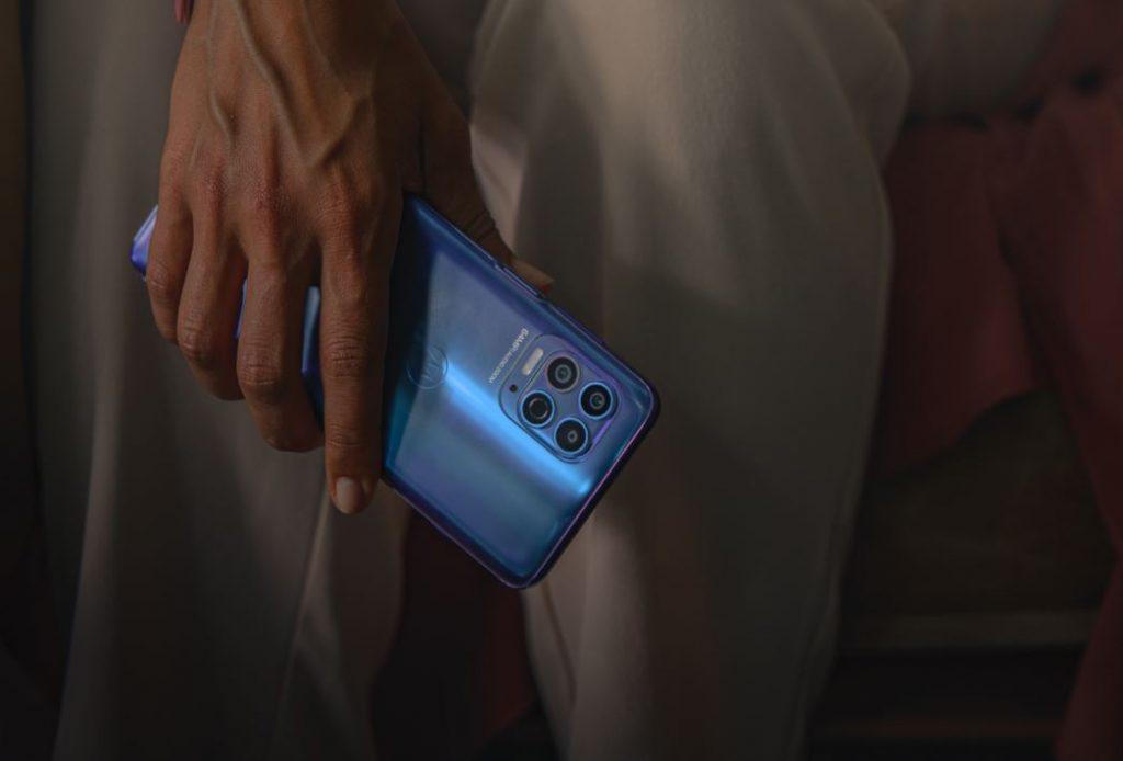 Motorola Moto g100 3