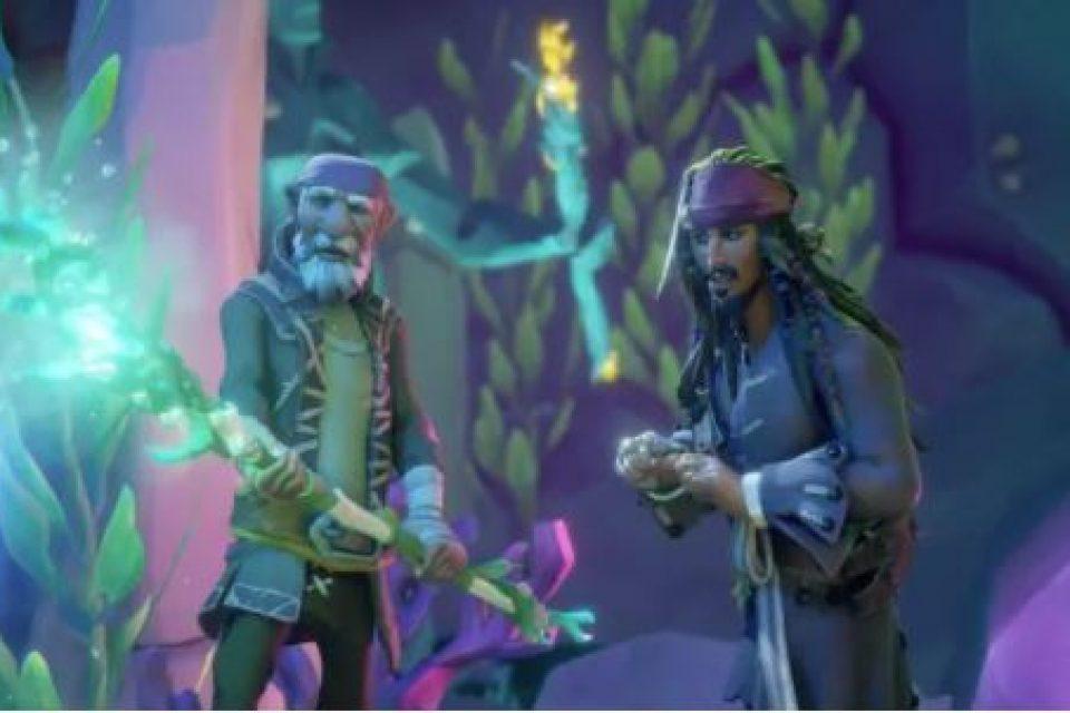 """Нова актуализация на """"Карибски пирати"""" излиза на 22 юни"""