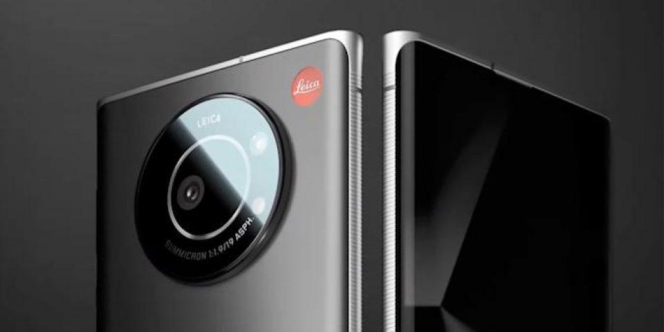 Leica пусна собствен телефон с напомпани характеристики