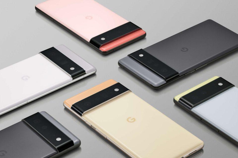 Google Pixel 6 и Pixel 6 Pro може да са налични в 8 държави